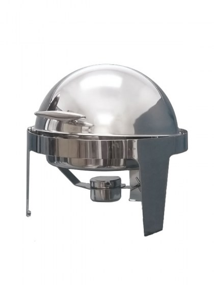 7_quart_stainless_steel_roll_top_round