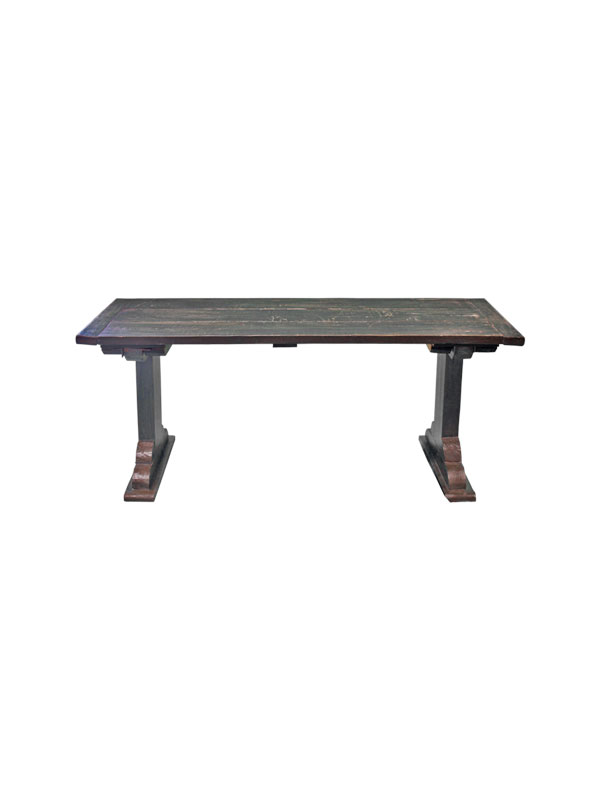 Nice ... Antique Trestle Table That You Would Be Proud To Put In Your Home. The  Finish Is So Fabulous, No Need For A Linen. This Is A Classic Addition To A  ...